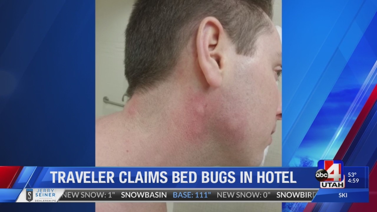 Nebraska business traveler bugged by recent hotel stay in West Valley City