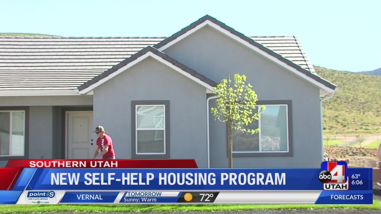 'Self-Help Homes' a possible solution for low-income families to find affordable housing