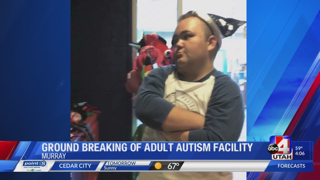 First Adult Autism Center in Utah announced