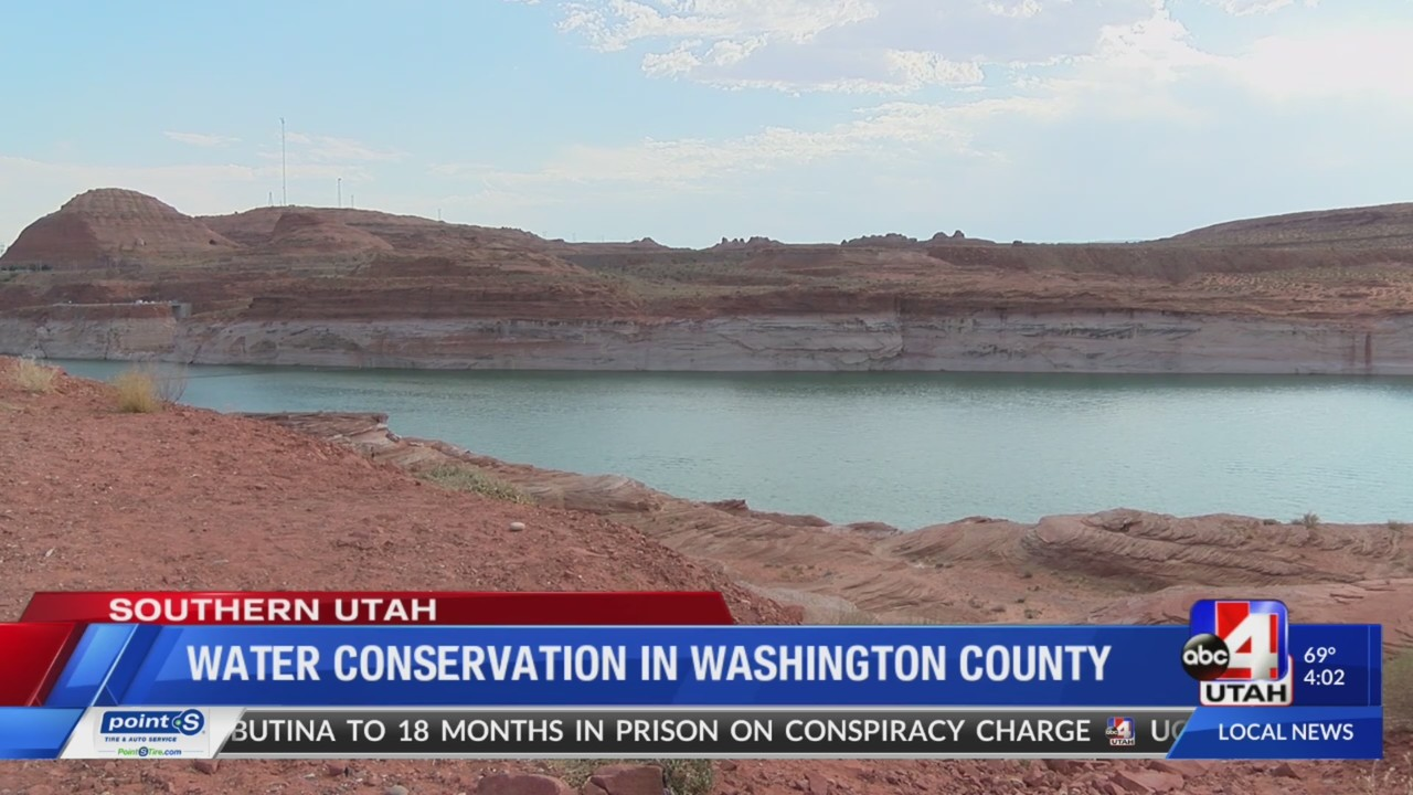Washington County uses less water than over half of counties; conservation not enough to meet demand