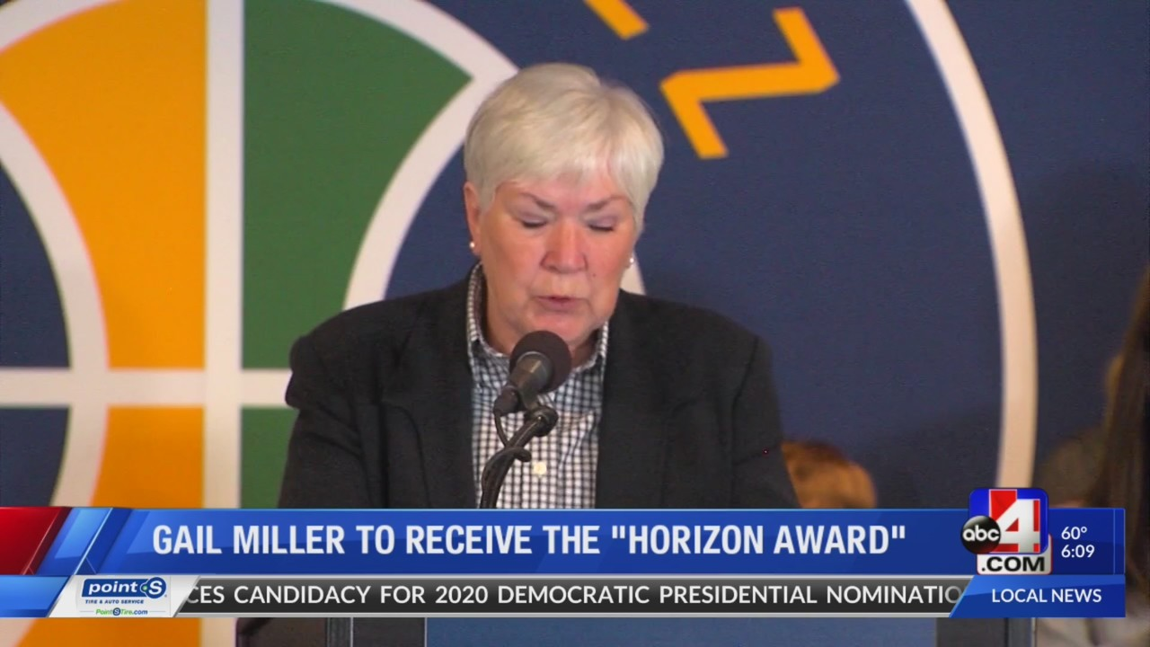 Gail Miller selected as Horizon Award recipient