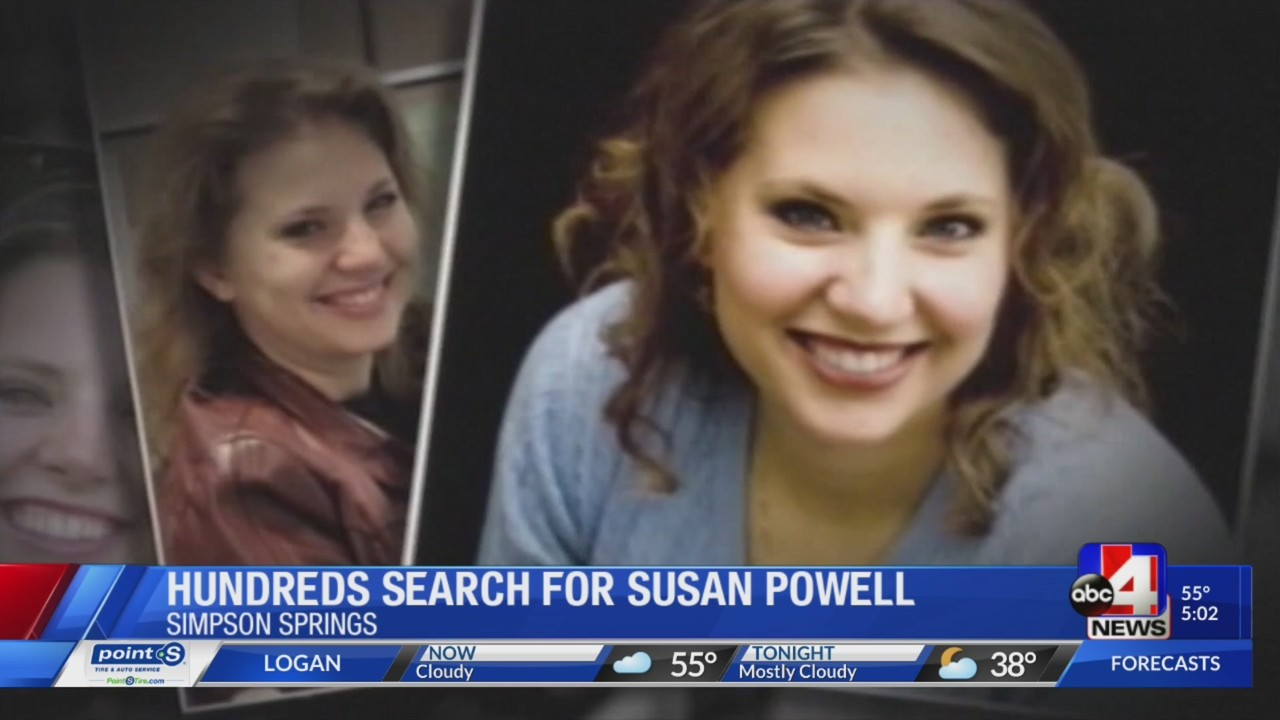 Nearly ten years later, hundreds search for the remains of Susan Powell