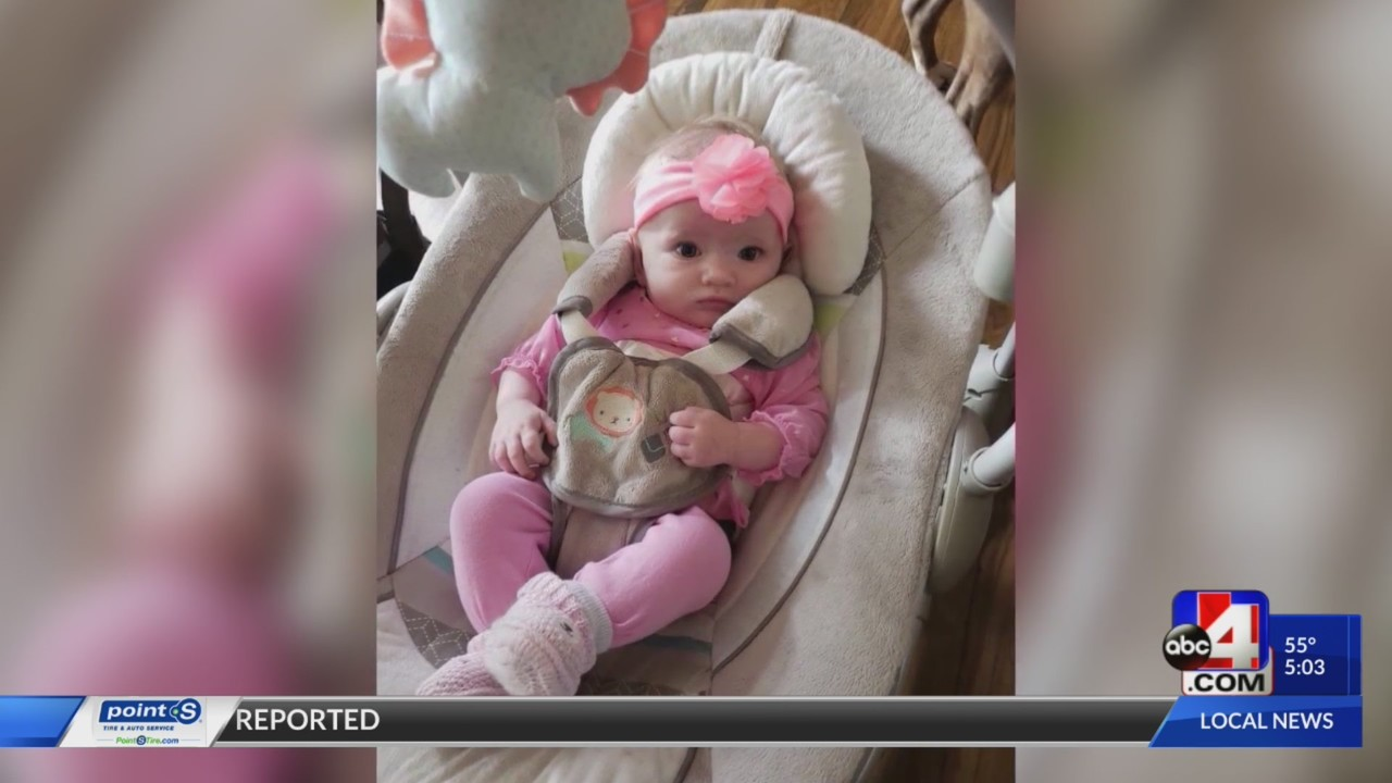 Family says goodbye to 4-month-old Adalyn, want others to learn from their tragedy