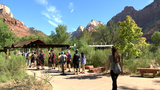 Zions National Park hosts free entrance day on April 20th