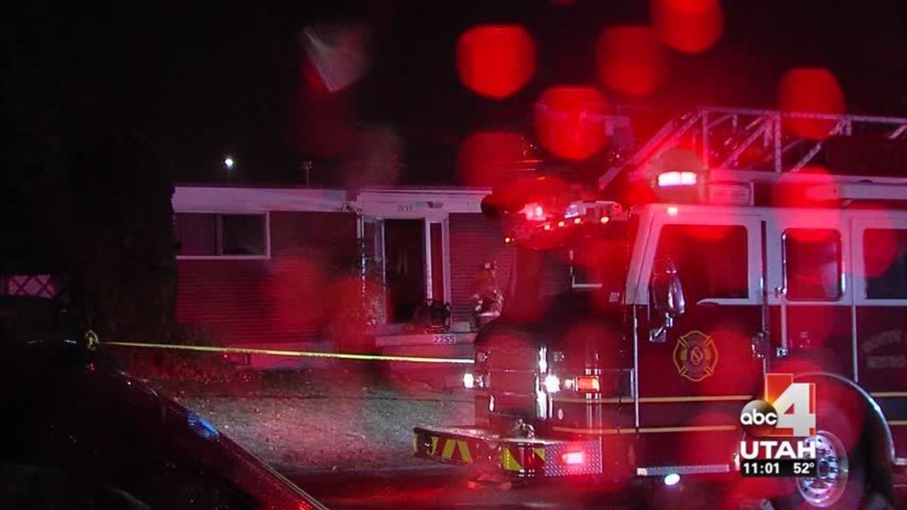 Elderly Couple Killed In Christmas Tree Fueled House Fire