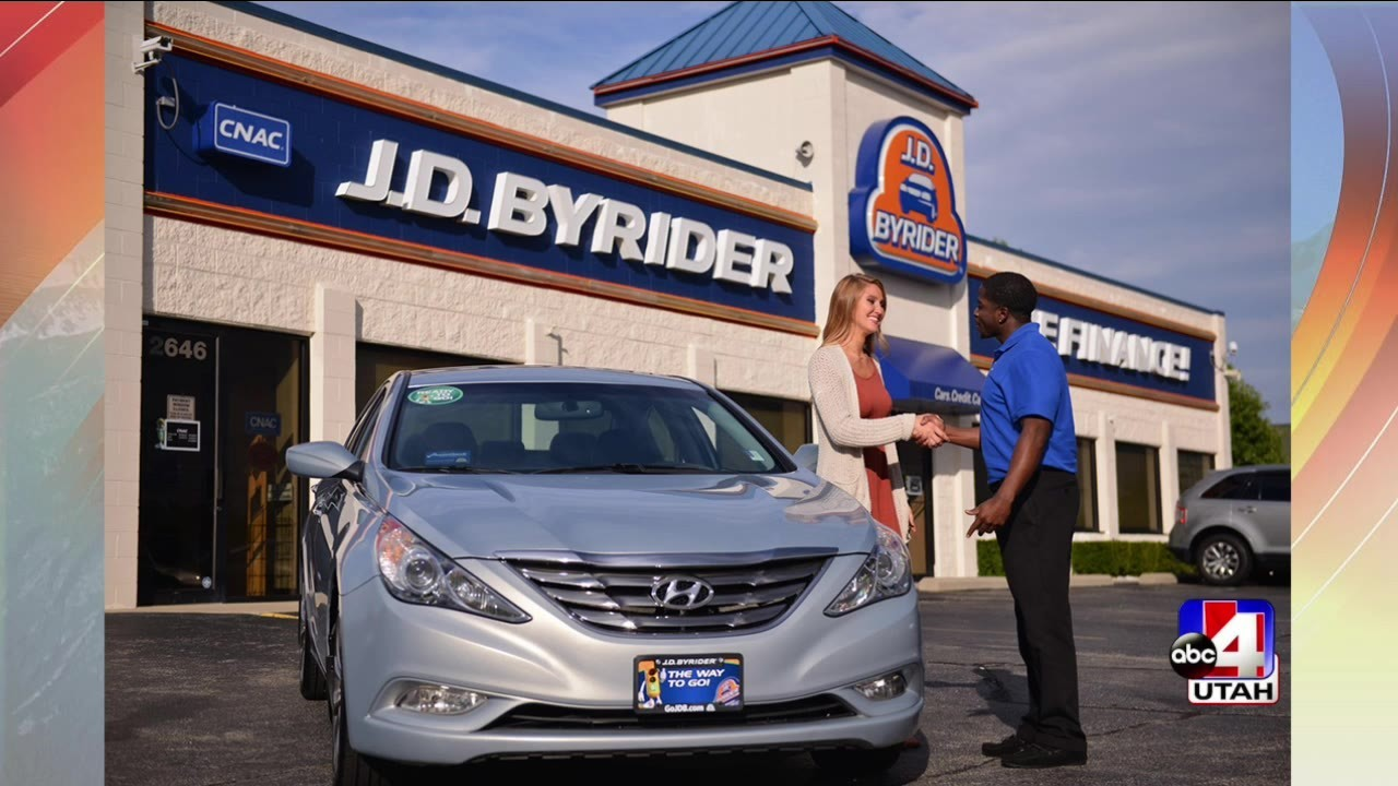 Does Jd Byrider Have Trackers On Their Cars >> How To Upgrade Your Car Even With Credit Problems