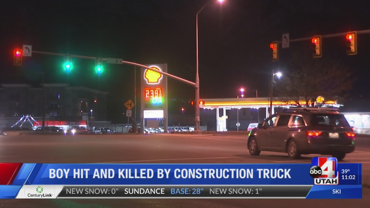 258283070 Boy hit and killed by large truck in Pleasant Grove identified