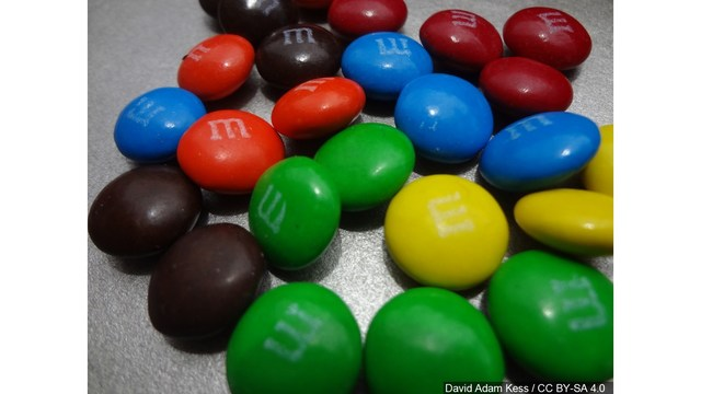 People are raving about M&M's new Mexican Jalapeño peanut flavor