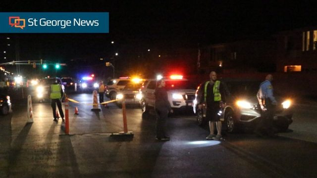 St. George boy struck by vehicle attempting to run across road with friends
