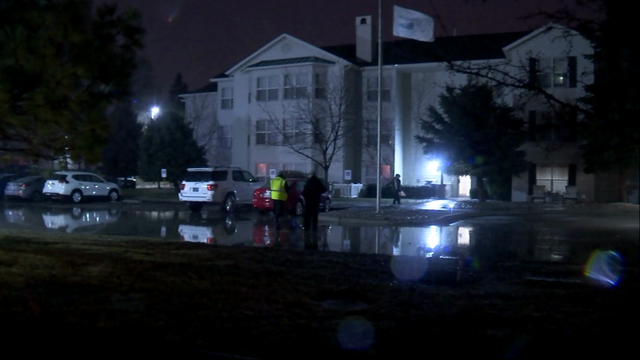 Midvale hotel, cars flooded after canal breach