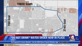 Update from Sandy City Public Utilities on drinking water contamination