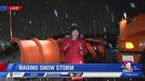 Major winter storm hits Southern Utah