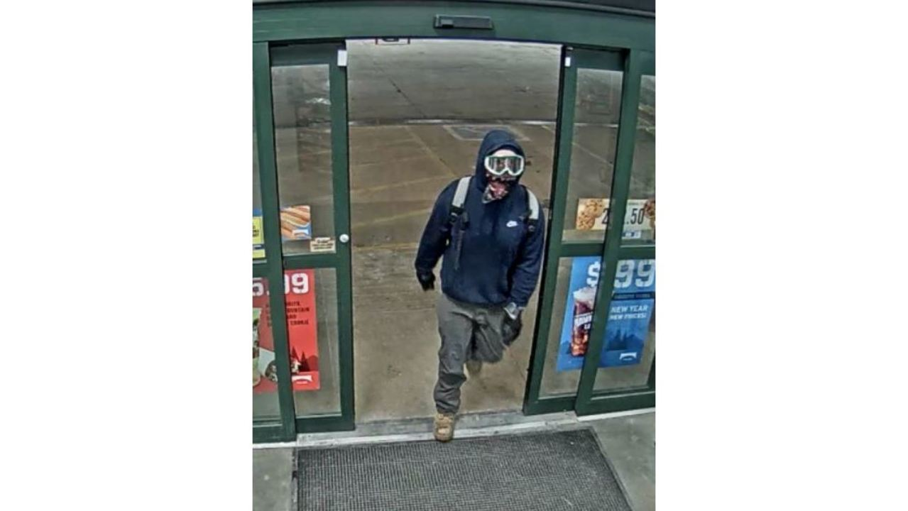 North Salt Lake police looking for armed robbery suspect