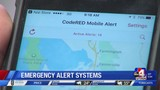 Signing up for your local, county and state emergency alert systems could help inform you sooner