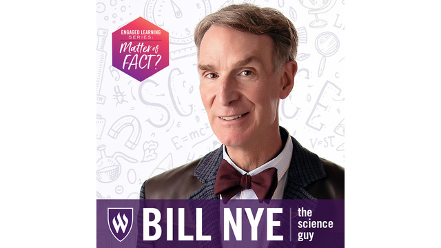 Bill Nye 'The Science Guy' coming to Weber State University in April
