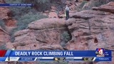 Teen boy who fells to his death at Snow Canyon State Park identified