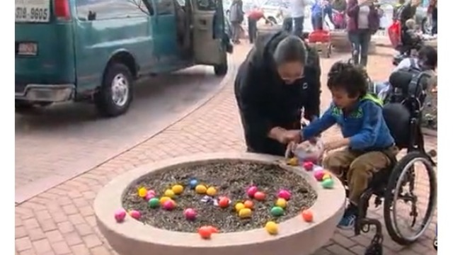 All-abilities Easter egg hunt to be held at Shriner's Hospital