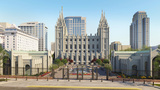 Salt Lake Temple to close Dec. 29th for renovations