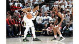 Mitchell erupts in 4th quarter as Jazz stave off elimination, 107-91