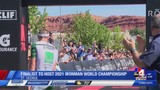 St. George in running to host 2021 Ironman 70.3 World Championship&#x3b; decision coming in few weeks