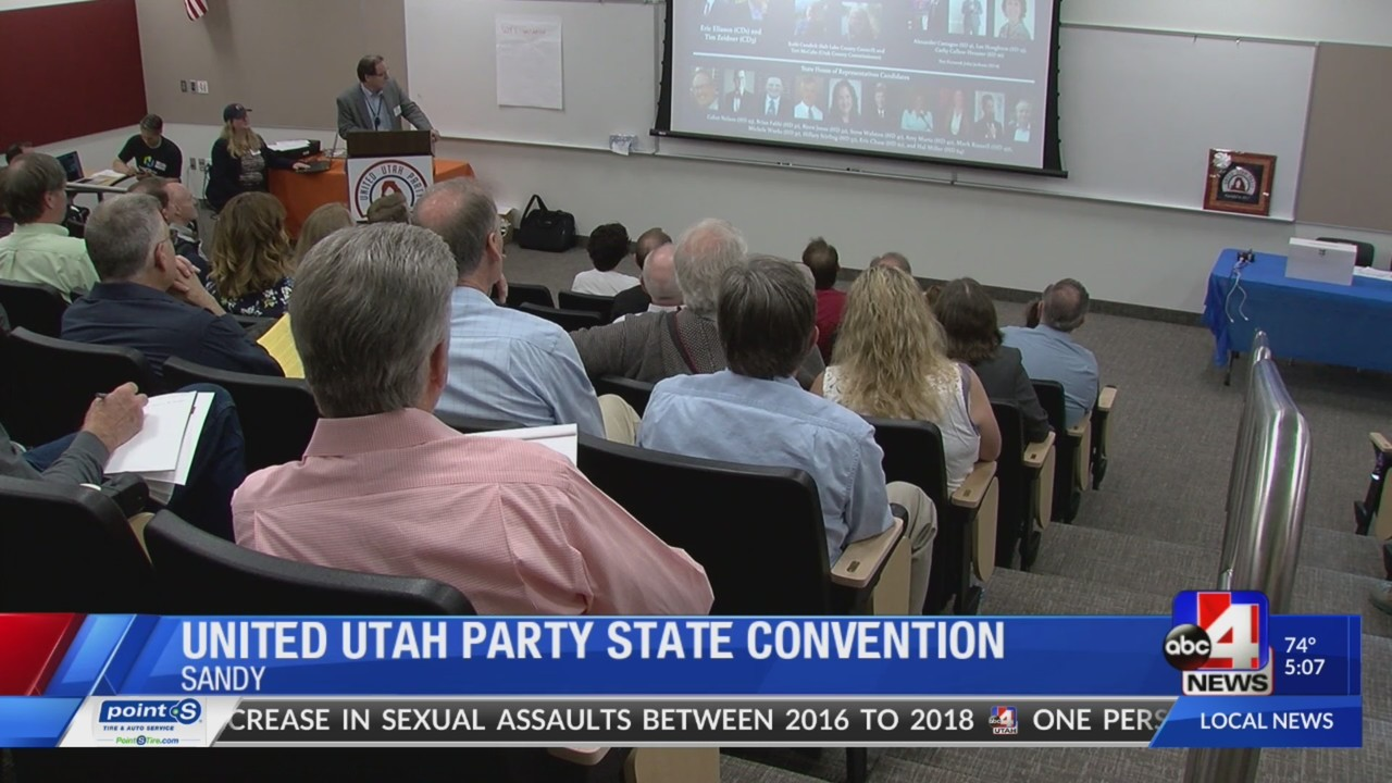 United Party of Utah hosts third state convention