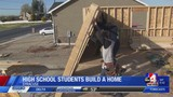 High school students build home in Syracuse