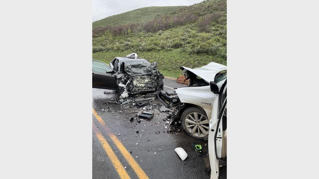 Woman killed after head-on crash in Summit County identified