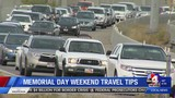 Expect it to be busy on Utah roads Memorial Day Weekend