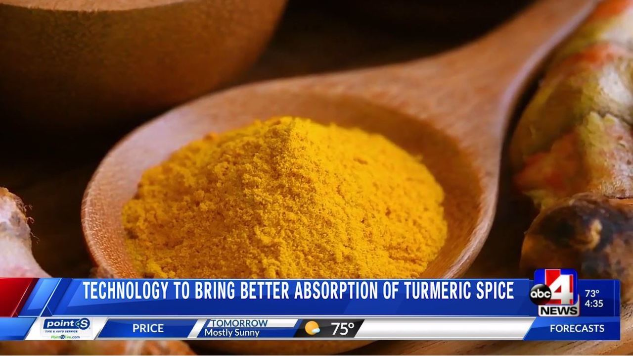 Image result for Utah company brings technology for better absorption of turmeric